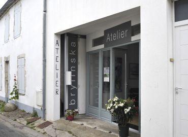 Cet été 2020, nouvelle Galerie / Atelier à La Couarde !